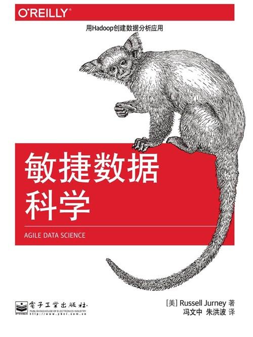 敏捷数据科学:用Hadoop创建数据分析应用