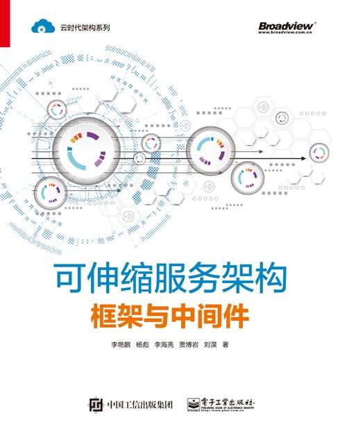 可伸缩服务架构:框架与中间件