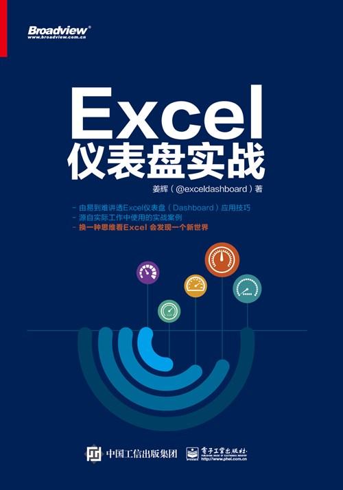 Excel仪表盘实战