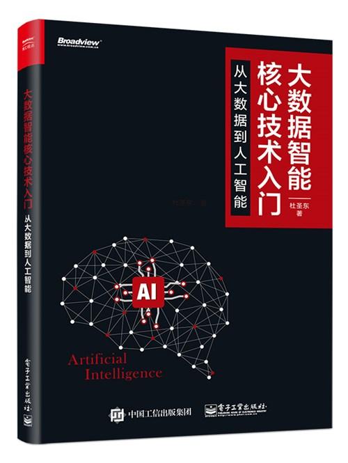 从大数据到人工智能:大数据智能核心技术入门