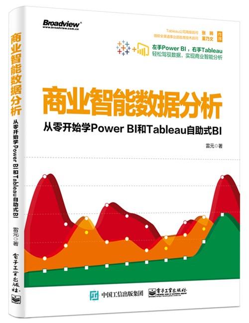商业智能数据分析:基于Power BI 和Tableau