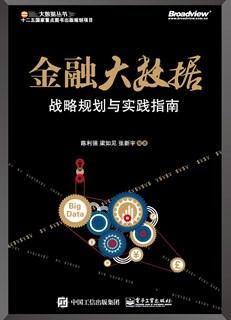 金融大数据:战略规划与实践指南