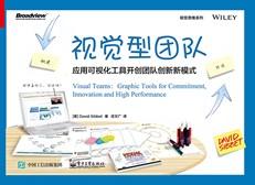 视觉型团队:应用可视化工具开创团队创新新模式(双色)