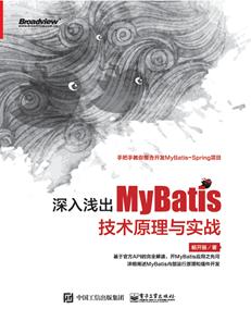深入浅出Java互联网持久框架MyBatis
