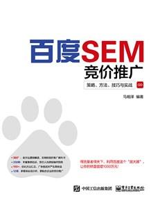 百度SEM競價推廣:策略、方法、技巧與實戰