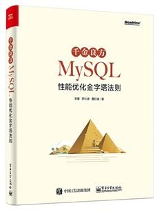 千金良方——MySQL性能優化金字塔法則