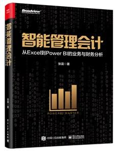 智能管理会计:从Excel到Power BI的业务与财务分析