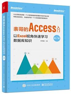 表哥的Access入门:以Excel视角快速学习数据库开发(第2版)