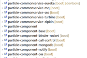 (二)Spring Cloud架构的代码结构